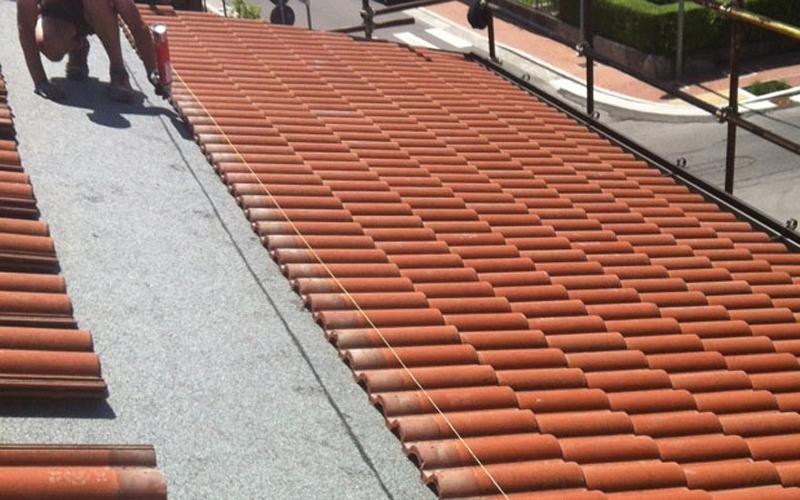 Manutenzione tetti e coperture