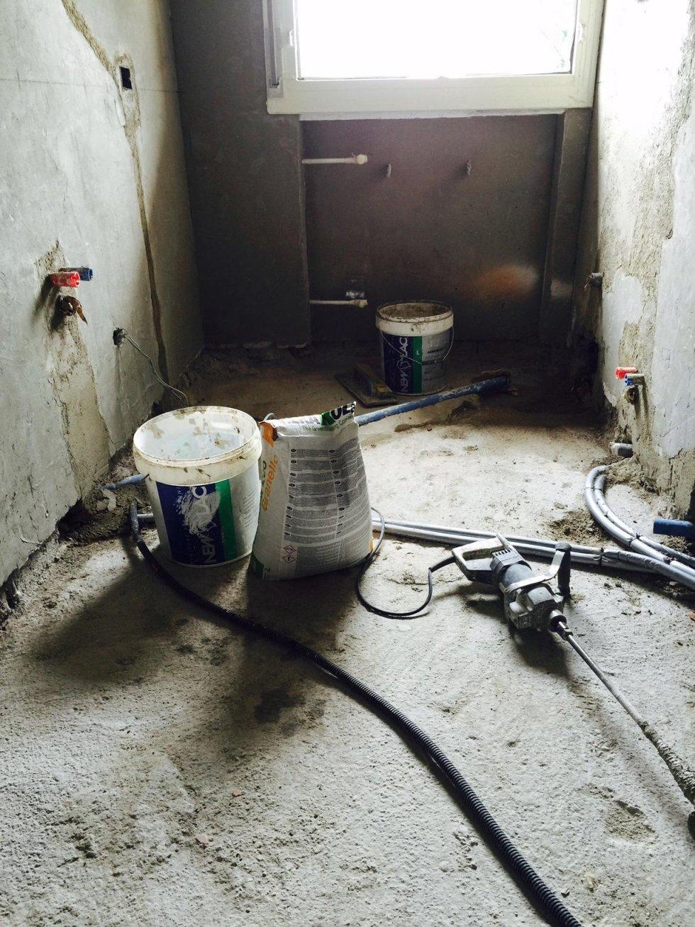 Rifacimento bagno Brescia
