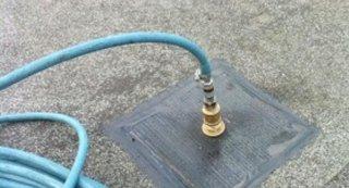 ispezione con gas traccianti