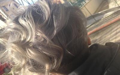 Tagli capelli mossi
