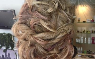 Acconciature romantiche capelli