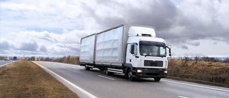 truck for transportation