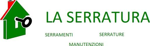 FINTEK SERRAMENTI - LA SERRATURA - LOGO