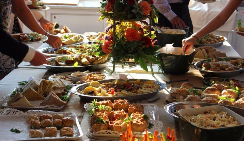 catering arrangements