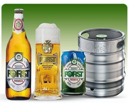 Diverse bottiglie di  birre Italiane