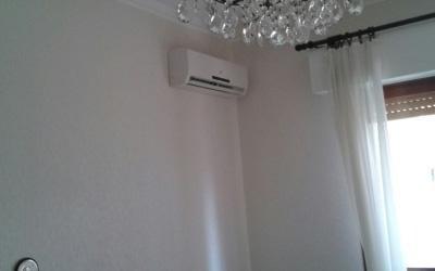 Sanificazione unità interna climatizzatore Genova