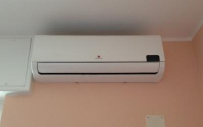 Controllo climatizzatore Genova