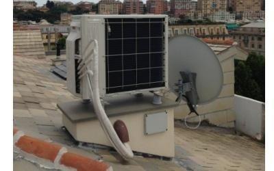 Ricarica gas refrigerante climatizzatore