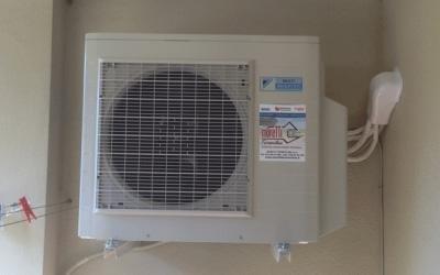 Riparazione climatizzatore esterno