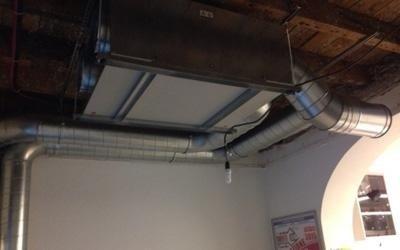 Installazione Ventilazione Meccanica Controllata (VMC)