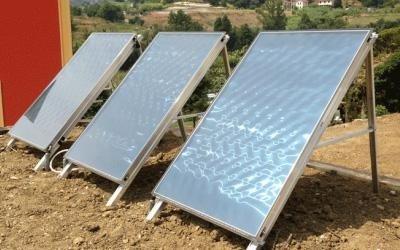 Controllo glicole solare