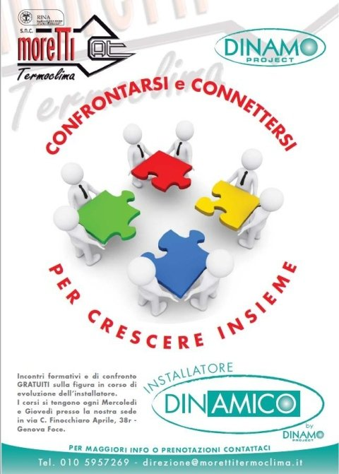 CONFRONTARSI E CONNETTERSI PER CRESCERE INSIEME