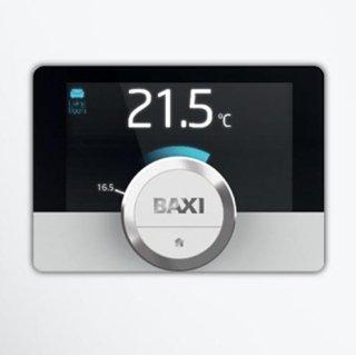 Vendita e installazione di cronotermostati ambiente for Caldaia euroterm manuale