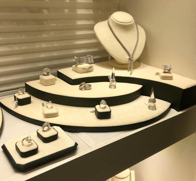 assortimento gioielli