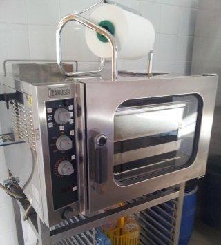 riparazione forno industriale