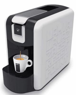 macchina caffe a cialde udine