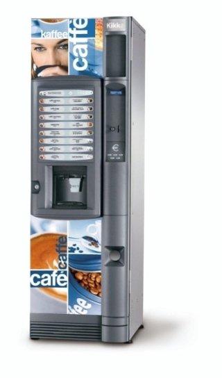 Distributori automatici di bevande calde Necta Kikko