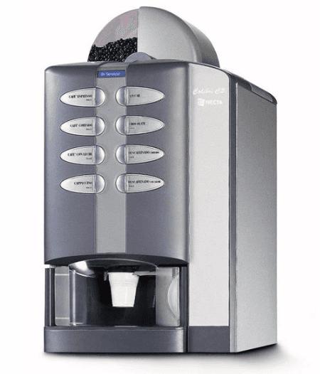Distributori automatici di bevande Necta Colibrì