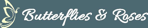 Butterflies & Roses logo