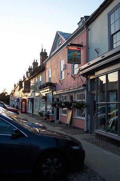 Street View of our pub