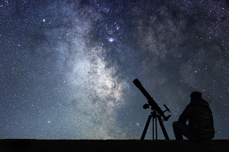 eventi con il planetario digitale