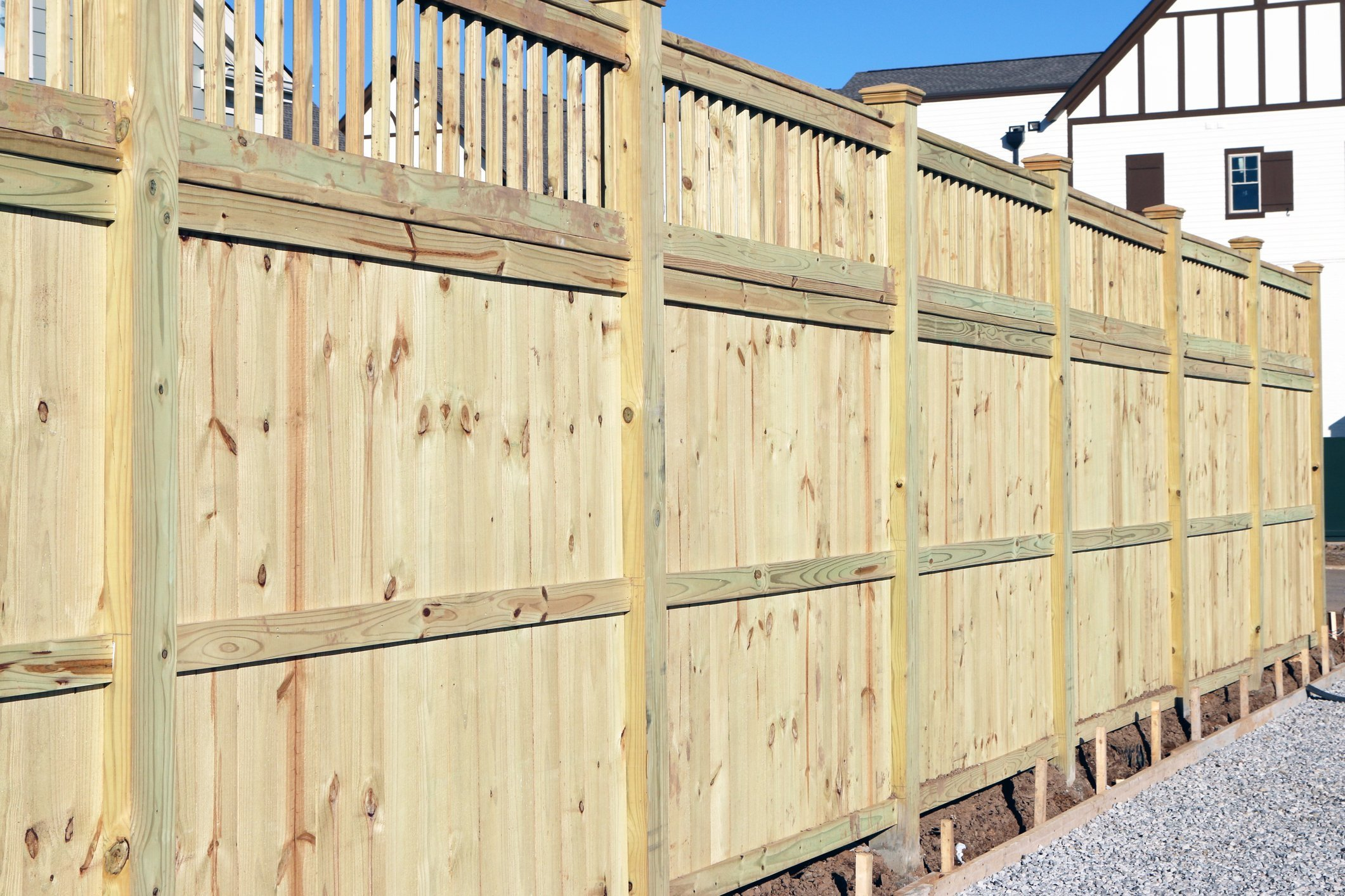 Wood Fence Installation Amp Repairs For Brooklyn Bronx