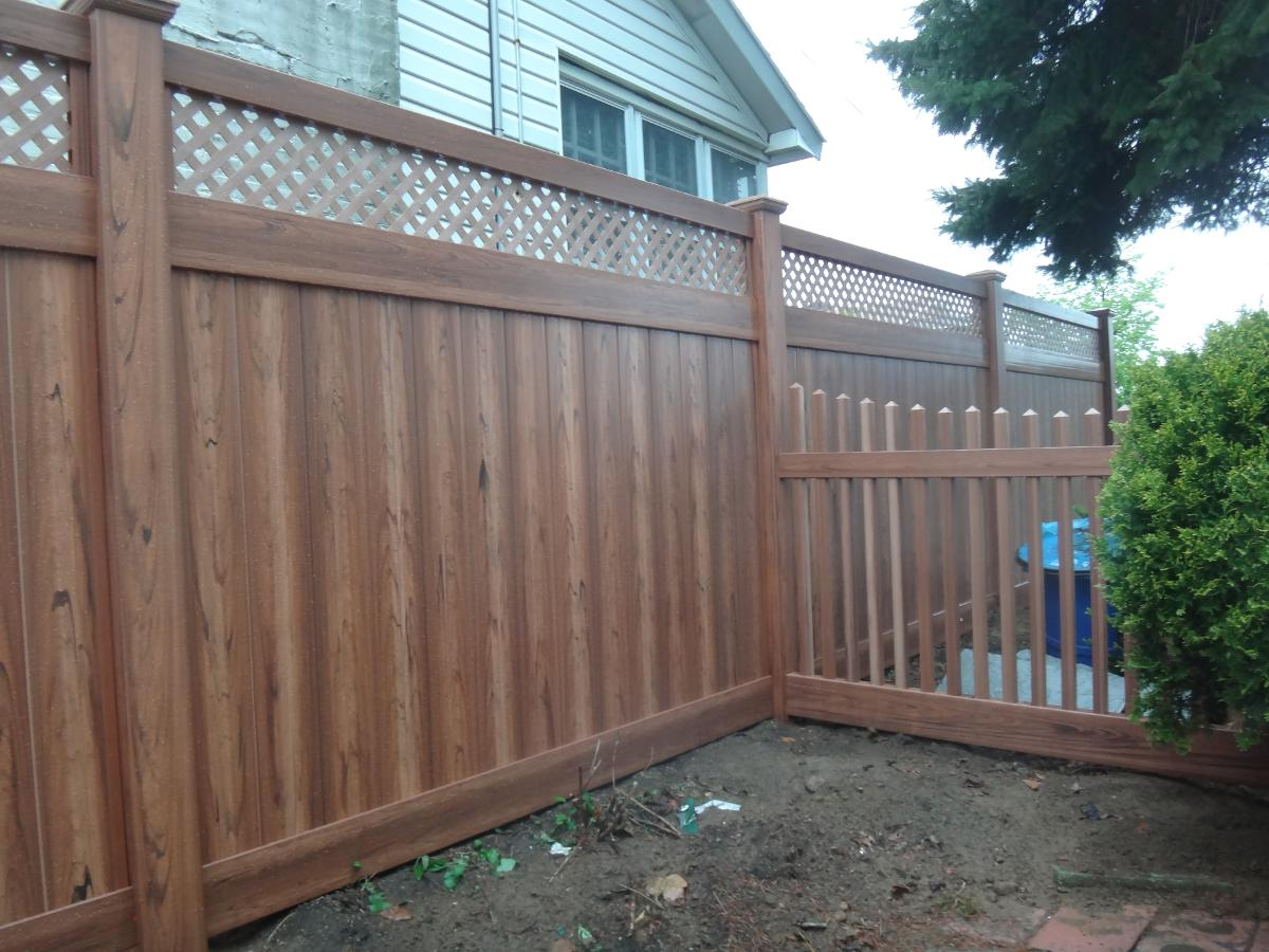 Pvc Fence Fence Contractor In Brooklyn Bronx