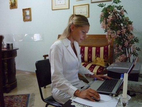 Dottoressa Agata Irene Anastasi - Assistente