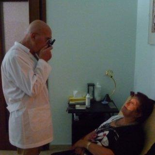 esame oftalmoscopia