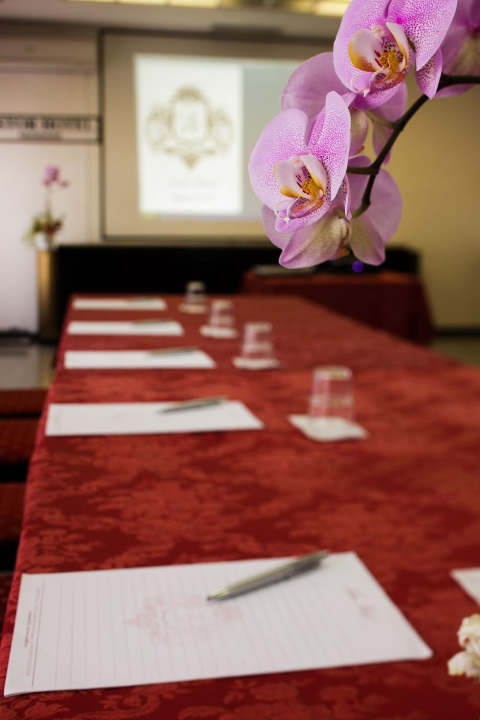 astor hotel conference rooms