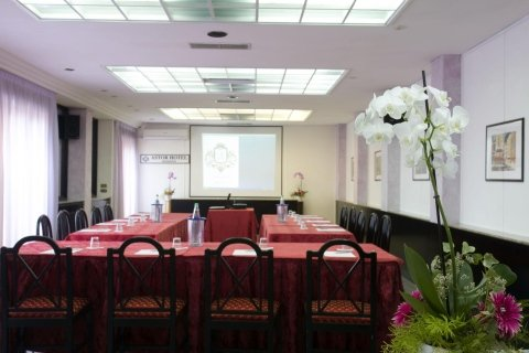 sala congressi astor hotel