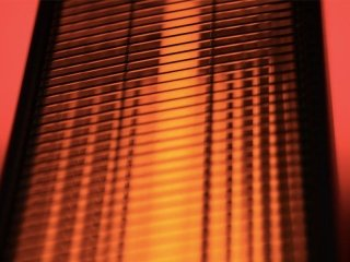 Riscaldamento raggi infrarossi