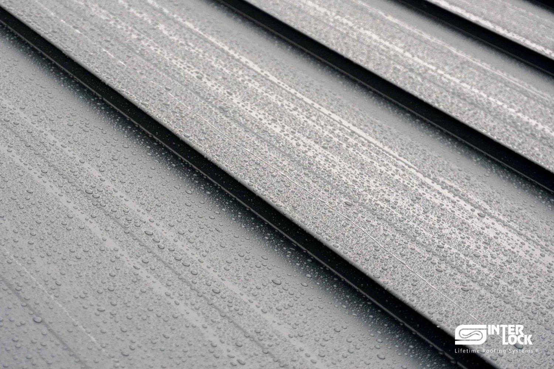 Seattle S Best Roof Interlock 174 Metal Roofing