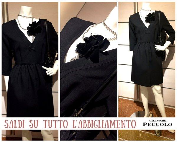 Vestiti eleganti neri