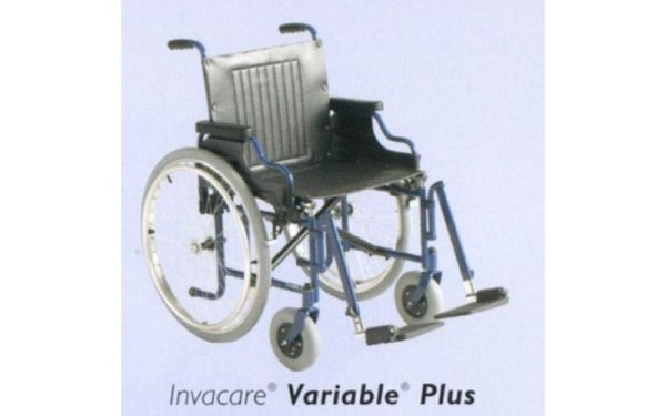 invacare variable-plus