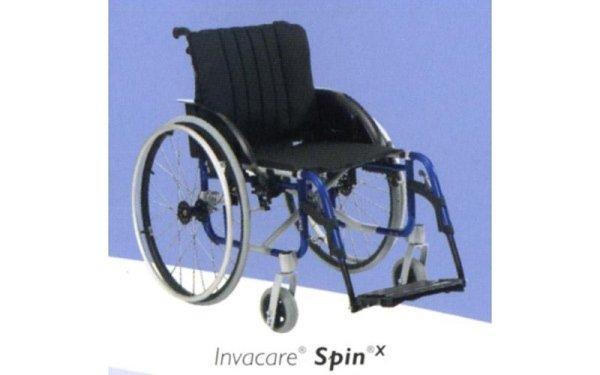invacare spin-x