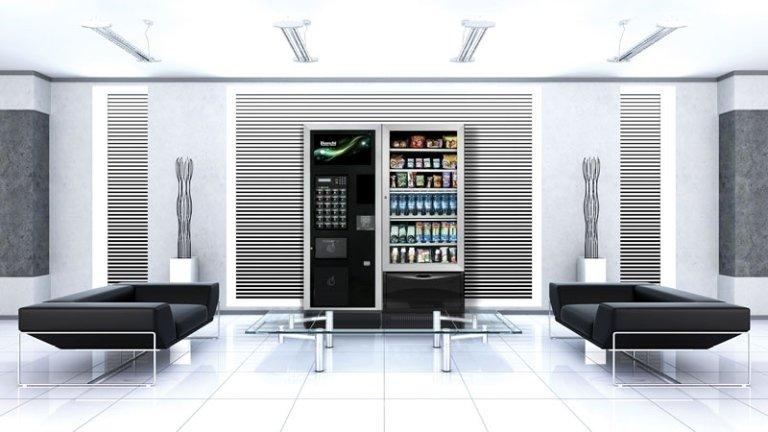 Distributori automatici bevande