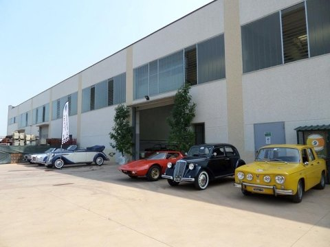 Officina FLOW KRAFT ITALY
