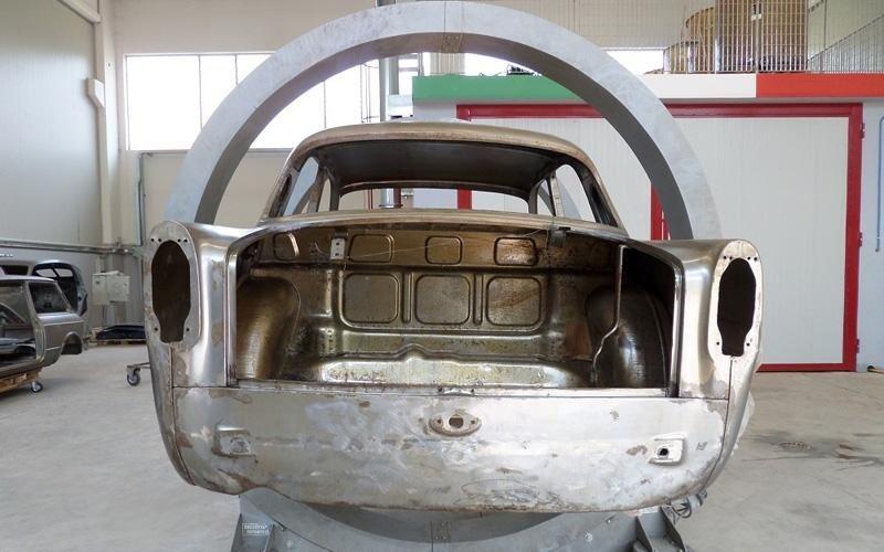 sverniciatura auto classiche