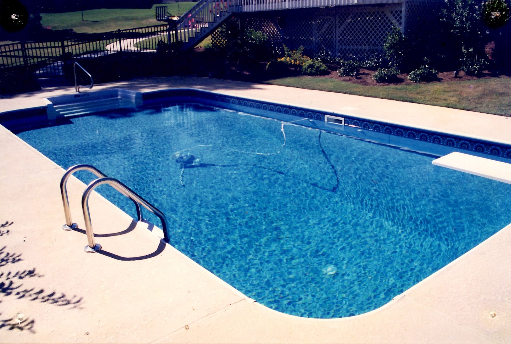 pads padding deck pool ideas floor services and flooring splash decks residential marvelous entryways polysoft