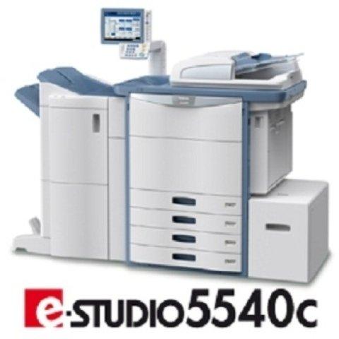 multifunzione digitale toshiba e-STUDIO5540c