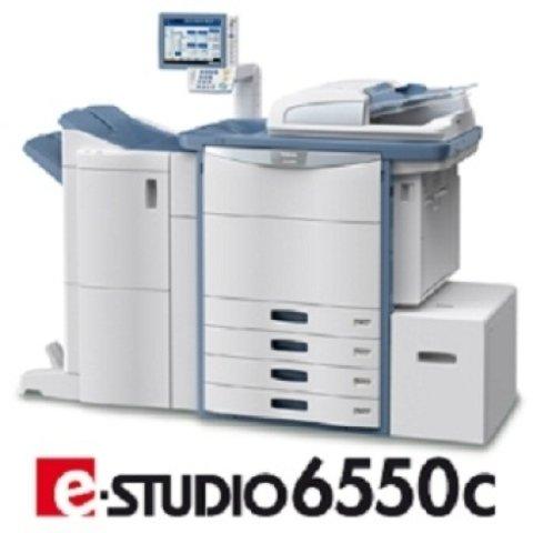 multifunzione digitale toshiba e-STUDIO6550c