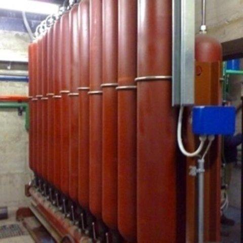 impianto ad acqua