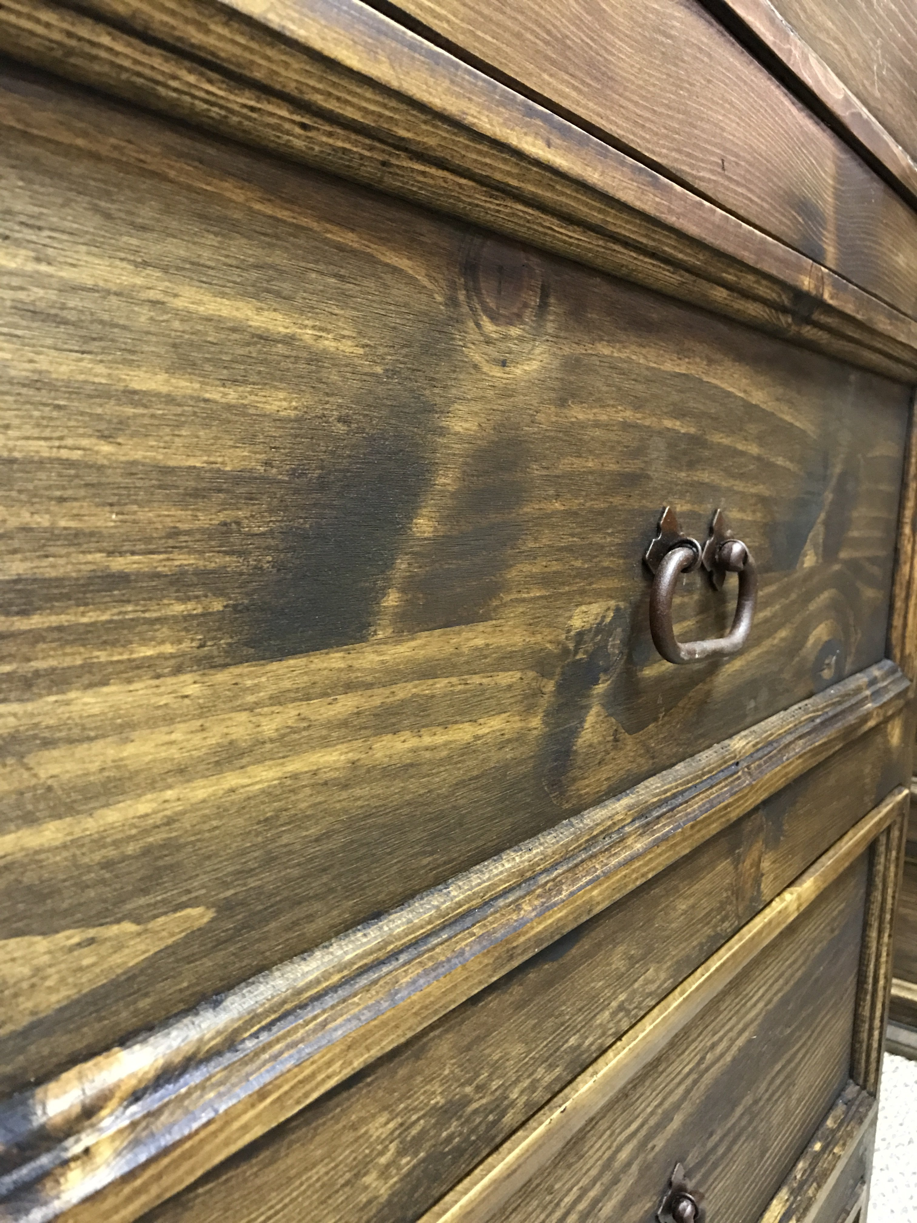 Rustic Dresser - Howdy Home