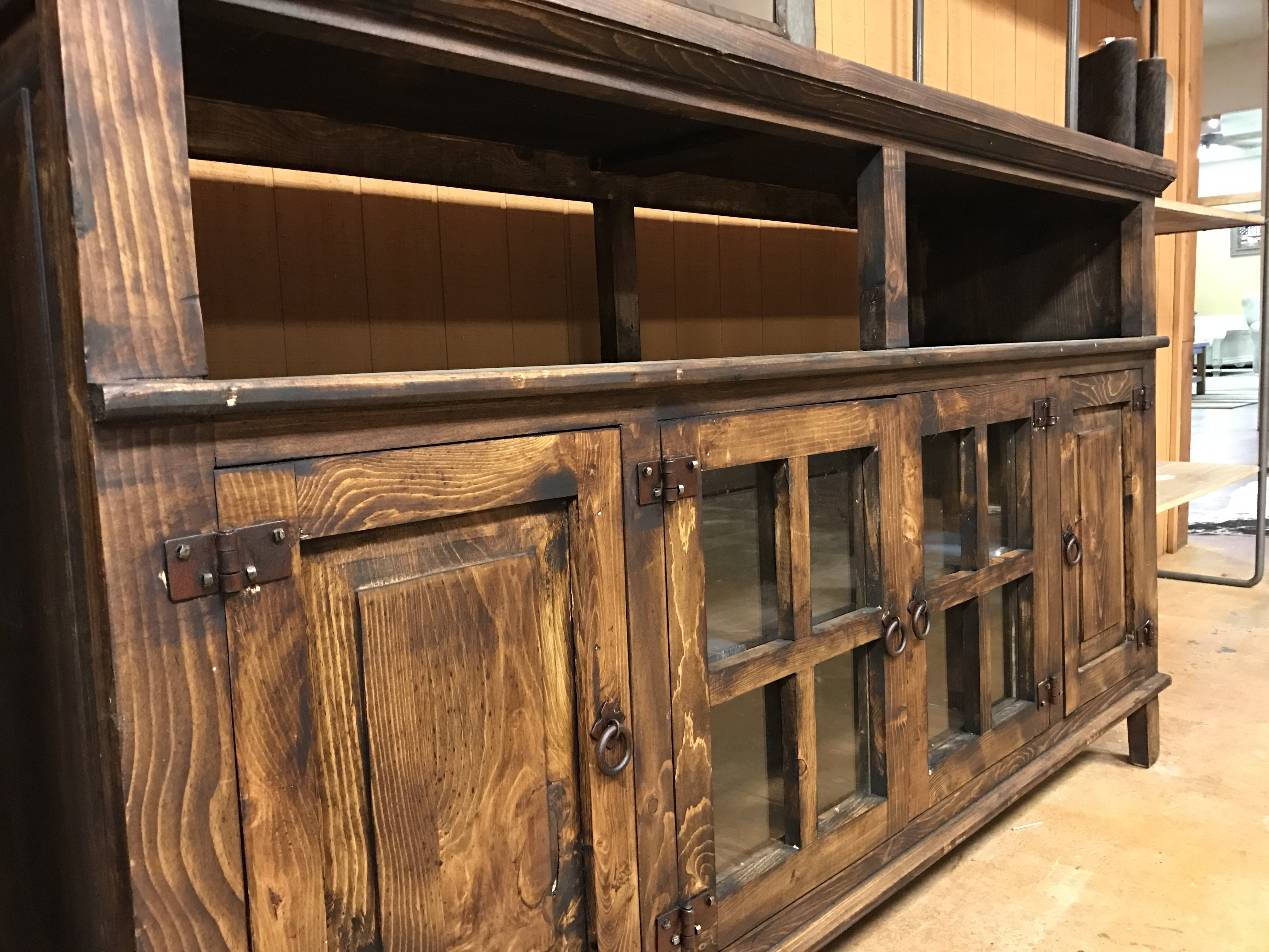 Howdy Home - Wooden Cabinets