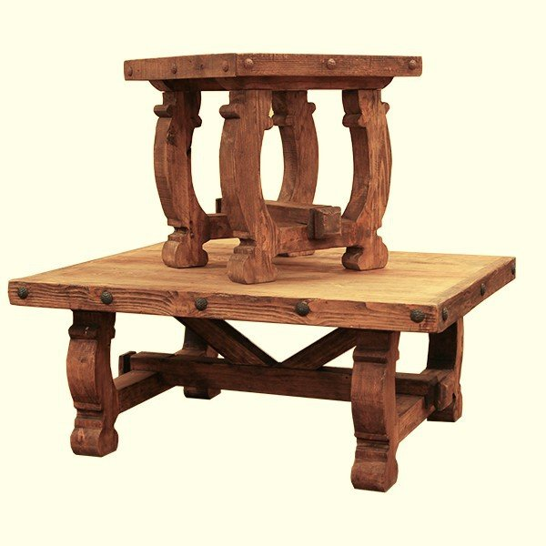 Rustic Tables at Howdy Home Furniture