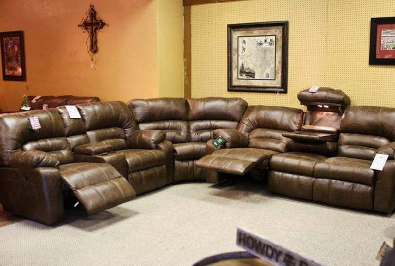 Large Sectionals at Howdy Home Furniture