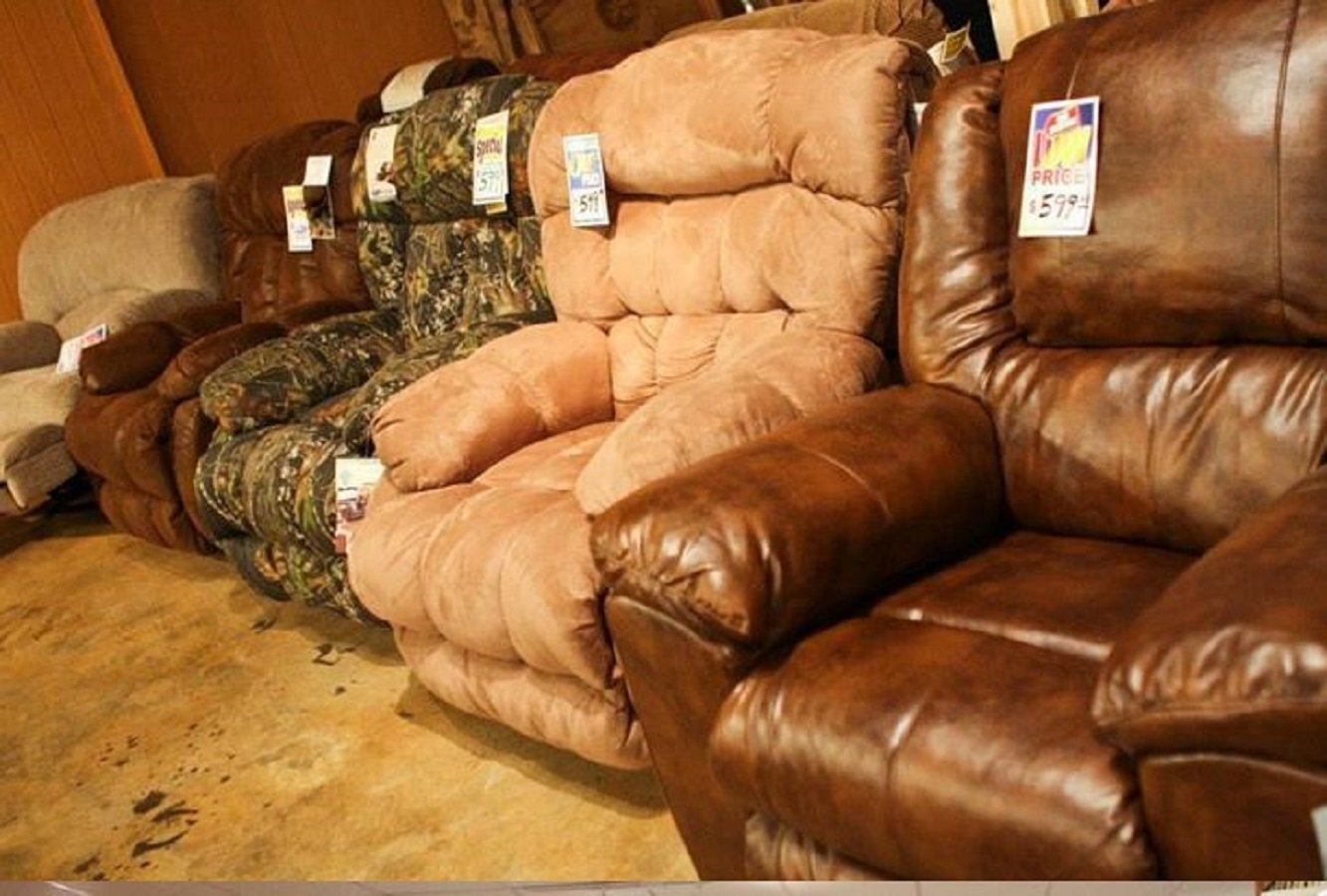 Houston Recliners at Howdy