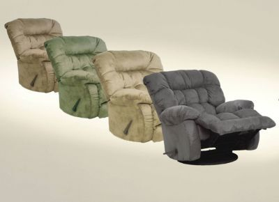 Recliners at Howdy Home Furniture