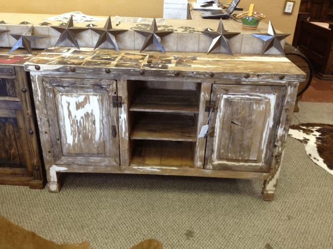 Howdy Home Furniture   Lone Star Rustic Cabinet. Rustic Furniture in Brazos Valley TX   Occasional Tables   Howdy